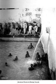 منتجع وحامة مولاي يعقوب بمحيط مدينة فاس
