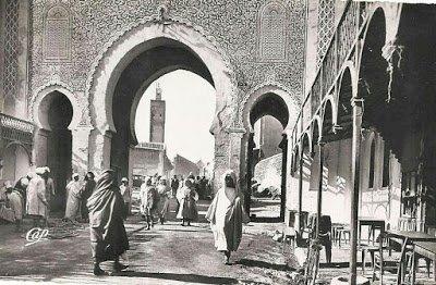 باب أبي الجنود: الحديثة والأثرية