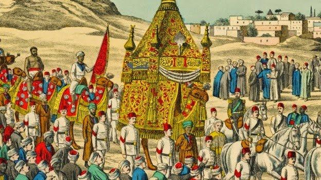 الركب الفاسي: رحلة الحج إلى الديار المقدسة