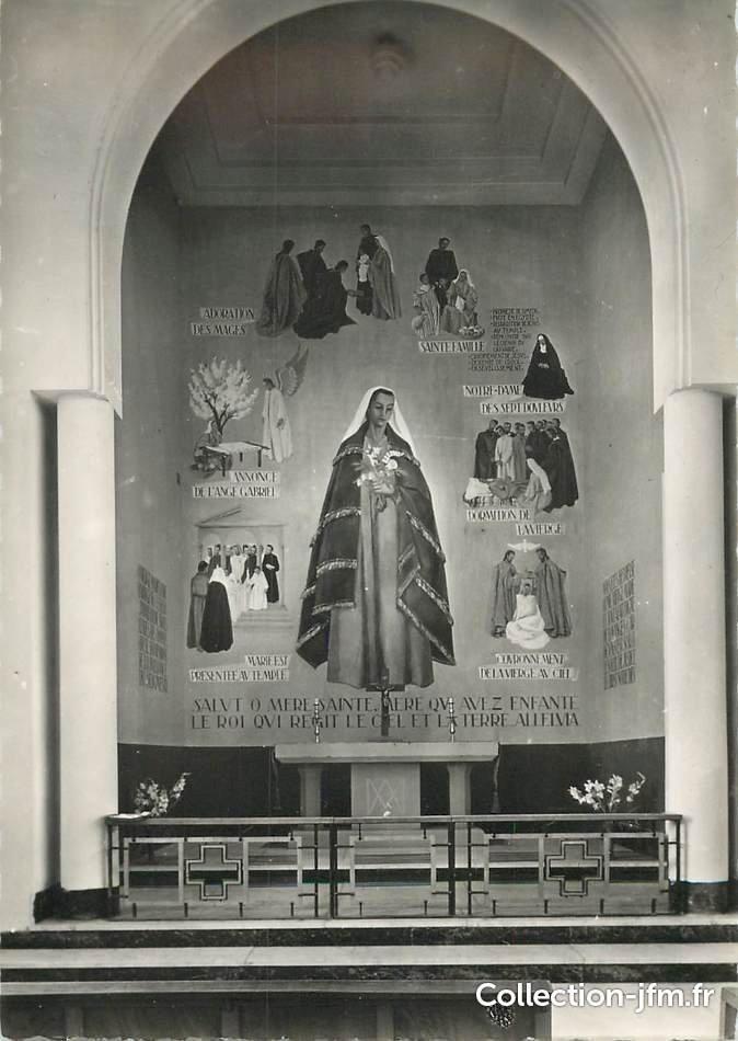 كنيسة القديس فرنسيس الأسيزي: أكبر وأهم كنائس فاس