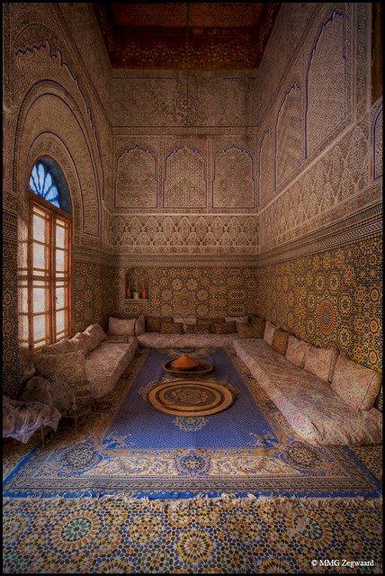 قصر الكلاوي: من أرقى قصور فاس على الإطلاق