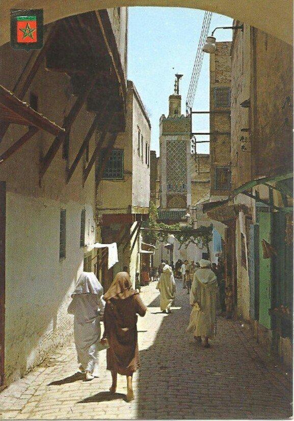 مسجد الشرابليين بفاس