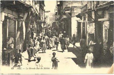باب المڭانة بحي الملاح