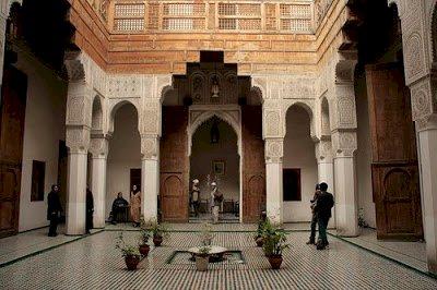 دار عديل: قصر عريق يحتضن تراث الأندلس الموسيقي